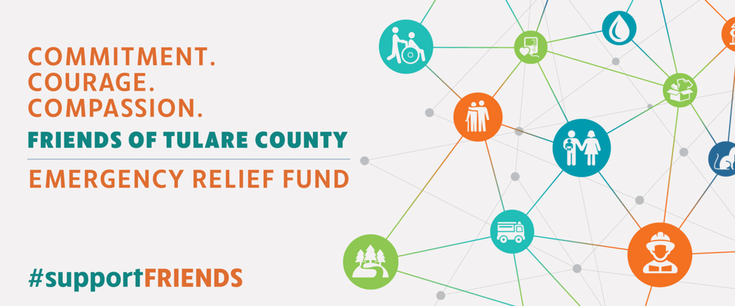 Friends of Tulare County Emergency Relief Fund